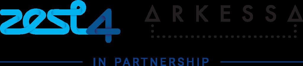 Zest4 & Arkessa Partnership Logo